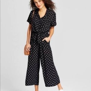 Universal Thread Cropped Jumpsuit